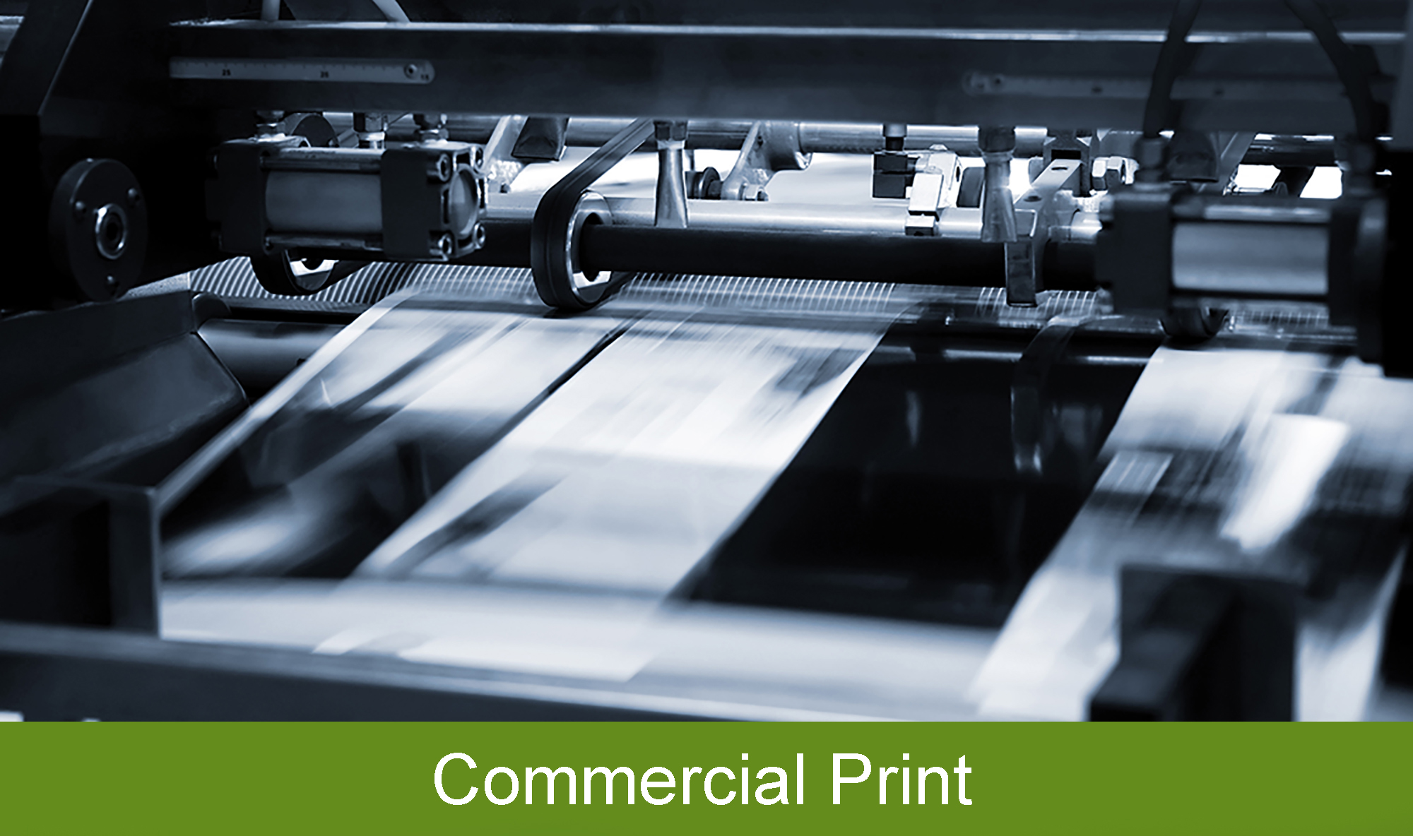 commercial print products