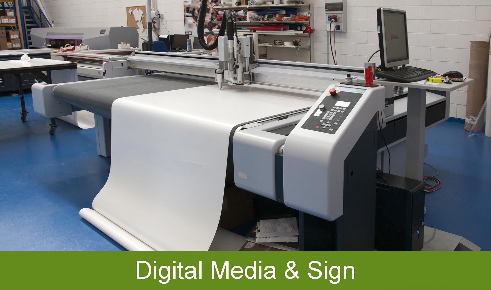 digital media & sign products